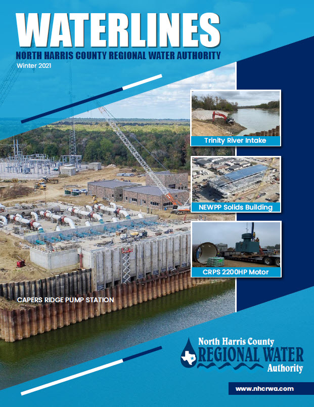 WATERLINES Newsletter January 2021